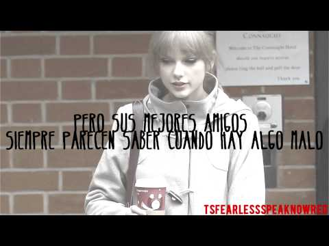 Taylor Swift-The Moment I Knew ~Traducida al español.