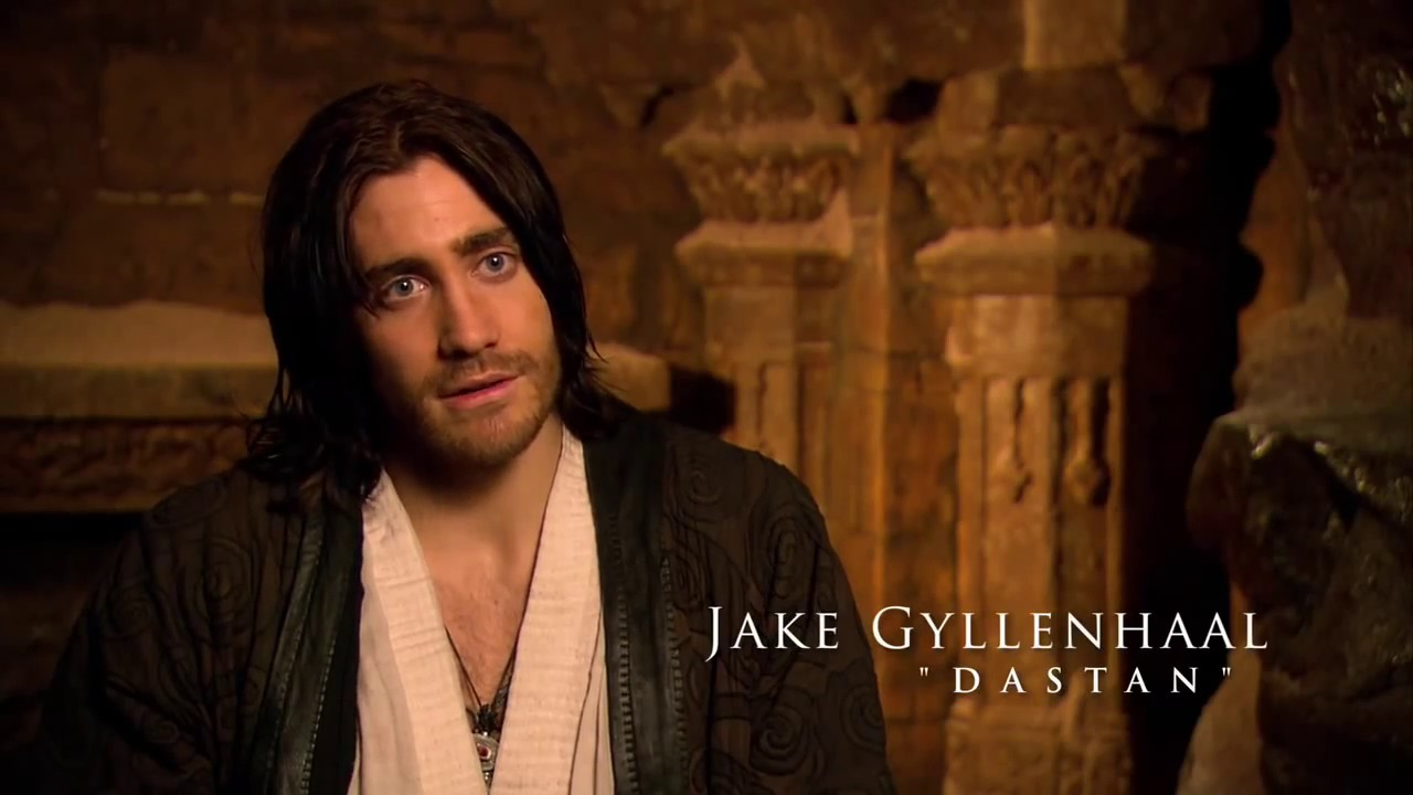Prince Of Persia The Sands Of Time Jake Gyllenhaal As Dastan Official Disney Uk Youtube