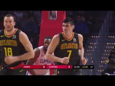 Ersan İlyasova'nın 13 sayı, 13 ribaund, 2 asist, 1 blokluk Clippers maçı performansı