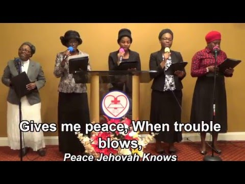 Peace (Jehovah Knows) - Medley