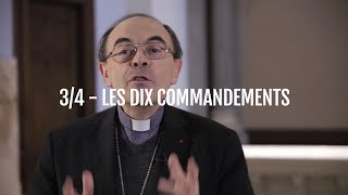 Paroles d'évêques 48 - Les 10 commandements - Cardinal Philippe Barbarin