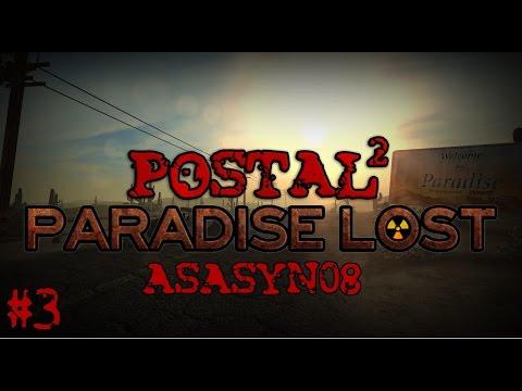 #3 Postal 2: Paradise Lost - Kasa, części, dojenie krów i Zack Ward (Środa) [Let's Play PL]