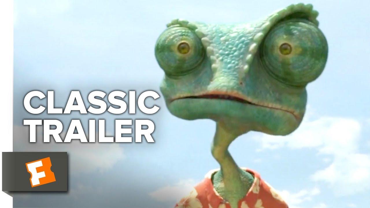Rango 2011 Trailer 1 Movieclips Classic Trailers Youtube