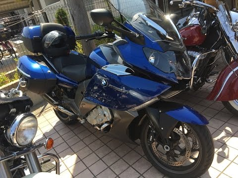 sasukeサウンド 2014 BMW K1600GT BMW Motorrad Japan Sasaki sports club 三重県 K1600GTチタンフルエキゾーストマフラー
