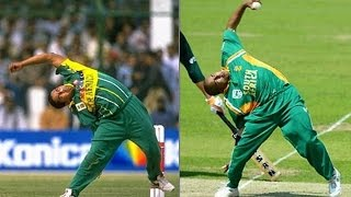 top 10 worst and funny bowling in cricket history ever funny cricket moments