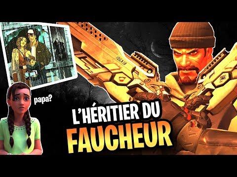 ► QUI EST L'HÉRITIER DU FAUCHEUR ?◄ [Lore & Théories] Overwatch FR thumbnail