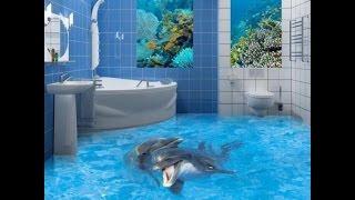 Bathroom 3D Floor Design ideas 2015 | Luxury Bedroom Modern Design ideas pictures 2015
