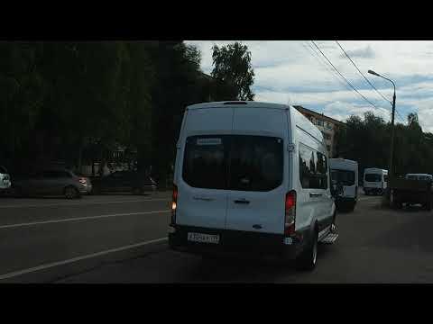 Завод Mercedes Benz - юбилей. Поездка в город Высоковск и обратно на Mercedes Sprinter 515 SDI
