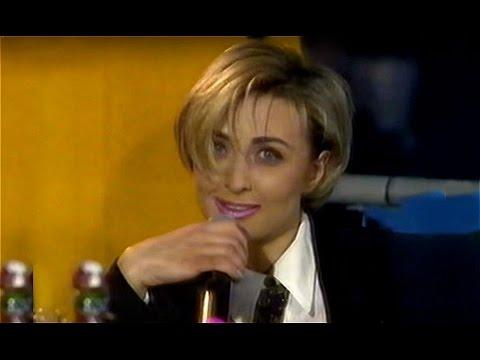 Татьяна Овсиенко в программе  «У Ксюши»  (©РТР - 23.02.1997 год).