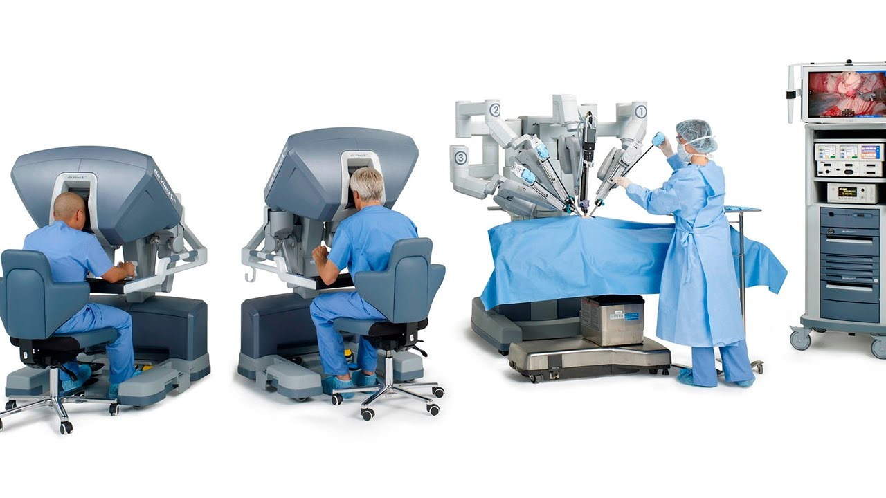 robotic surgery disposal