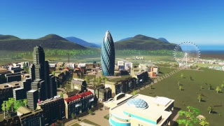 Cities: Skylines | Spotted Dick-Upon-Butty (PS4 Pro)