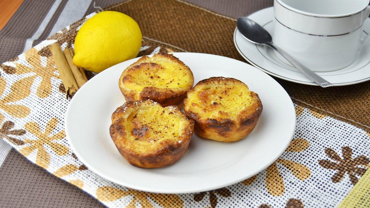 How to make portuguese natas itsallaboutportugesedeserts - Portuguese Custard Tarts How To Make Past Is De Nata Past Is De Bel M Youtube