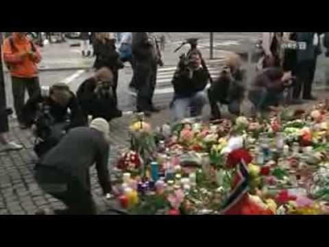 Terror in Norwegen - Oslo -  Insel Utöya - Thema (ORF) - 25.07.2011