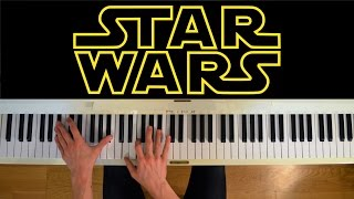 Star Wars - Main Theme (Piano cover + sheets)