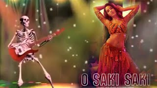 O SAKI SAKI by Kankal   Funny dance   Surjo . TV
