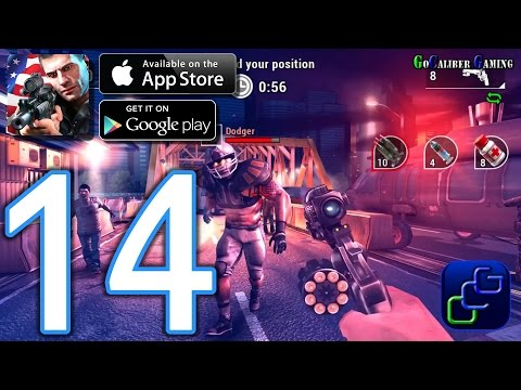 UNKILLED Android iOS Walkthrough - Part 14 - Campaign Tier 4: Long Island City Missions 46-50