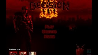 Decision 3 - Gameplay