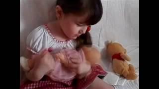 """Клип""""Мама ( а я игрушек не замечаю)"""" - 1 проба пера."""