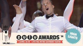 Repeat youtube video Zulu Awards 2014: Simon Talbot's åbningsnummmer