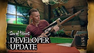 Official Sea of Thieves Developer Update: June 20th 2018