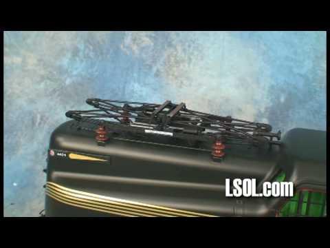 Garden Trains: USA Trains GG1 die-cast metal Locomotive