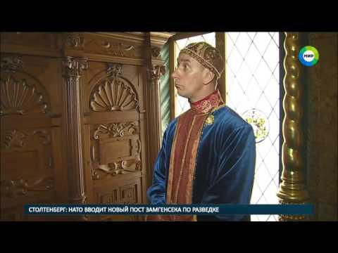 Усадьба Коломенское  путешествие в детство Петра Великого