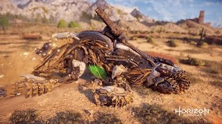 How To Kill A Rockbreaker   Horizon Zero Dawn Gameplay