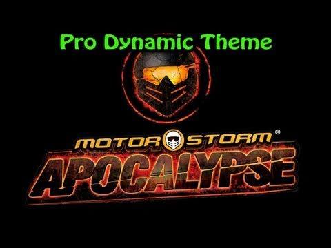 Video - MotorStorm Apocalypse - Pro Dynamic Theme (PS3