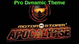 MotorStorm: Apocalypse - Pro Dynamic Theme (PS3)