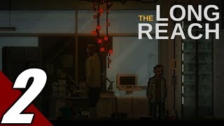 The Long Reach - Part 2 Walkthrough Gameplay (No Commentary) (PC)