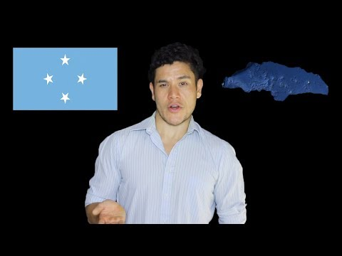 Geography Now! MICRONESIA (Federated States)