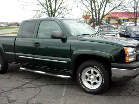 2004 chevrolet silverado lt extended cab 4dr z71 4x4. Black Bedroom Furniture Sets. Home Design Ideas