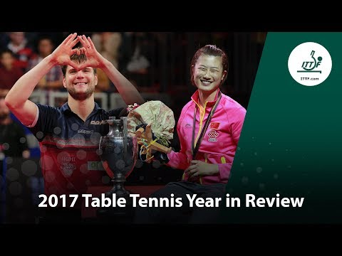 2017 Table Tennis Year in Review