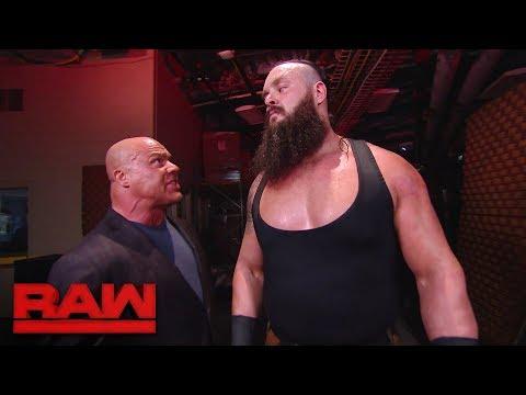 Braun Strowman is the Last Man Standing: Raw, Jan. 29, 2018