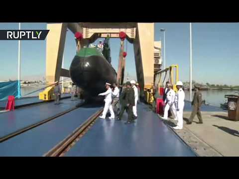 RAW: Iranian Navy adds two midget submarines to its fleet