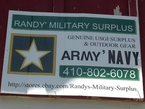 Randy's Surplus