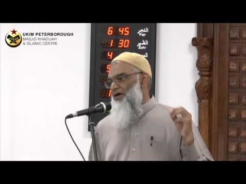 Dr Shabir Ally - Living in an Atheistic Society