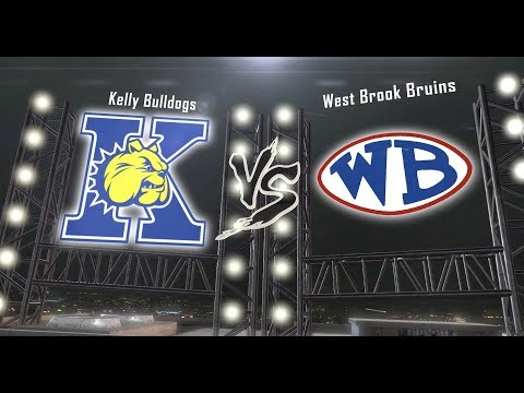 West Brook High School vs  Kelly High School (Baseball)