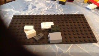 Как сделать из Лего Стива Крипера и Зомби