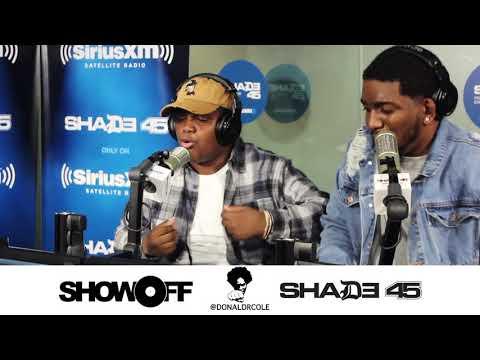 The Hoodies Freestyle on Shade 45 / Showoff Radio with Statik Selektah