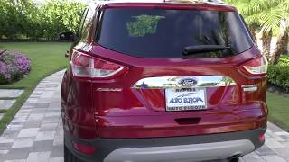2014 Ford Escape Titanium Review and Test Drive by Bill Auto Europa Naples
