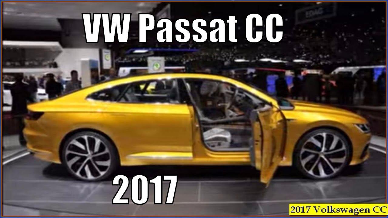 volkswagen passat 2017 new 2017 volkswagen passat cc r line reviews youtube. Black Bedroom Furniture Sets. Home Design Ideas