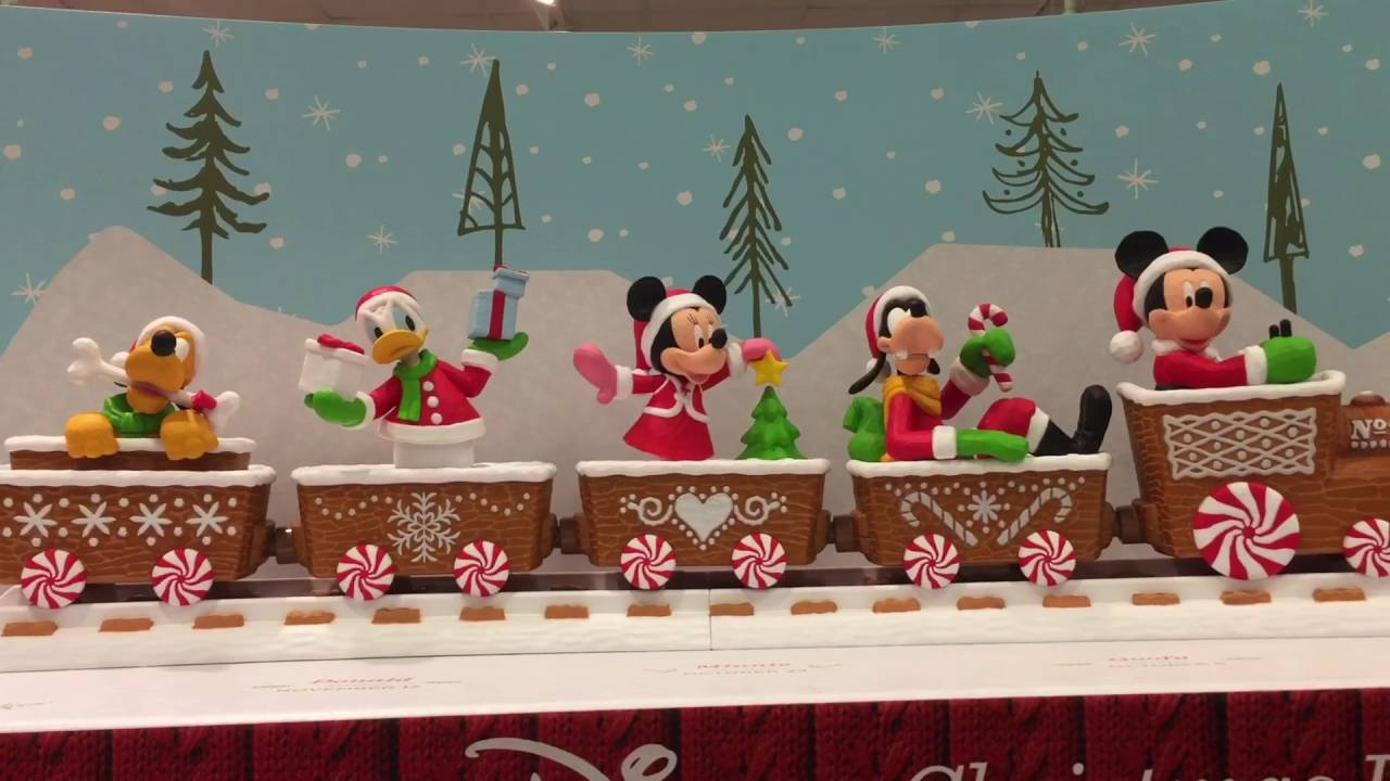 hallmark christmas train youtube - Disney Christmas Train