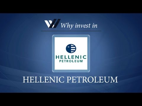 Hellenic Petroleum - Why invest in 2015
