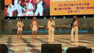 181003  Mamamoo  You Don't Know Me  池袋 リリイベ 1部