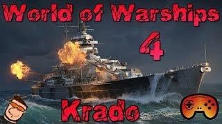 ICH WERDE ZUM KROM 🔥🔥🔥 #004 Ranked S8 in World of Warships Season 8 - Deutsch/German - Gameplay