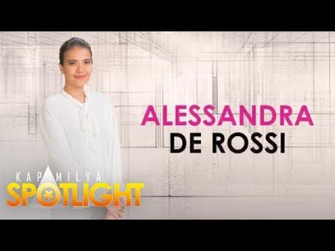 Kapamilya Spotlight: Alessandra De Rossi Television Journey