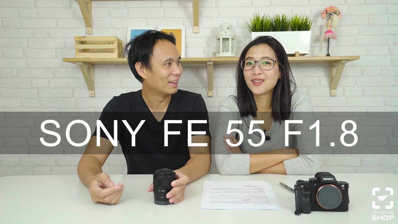 Sony Sonnar T Fe 55mm F 18 Za Youtube Sel55f18z F18 Sel 55