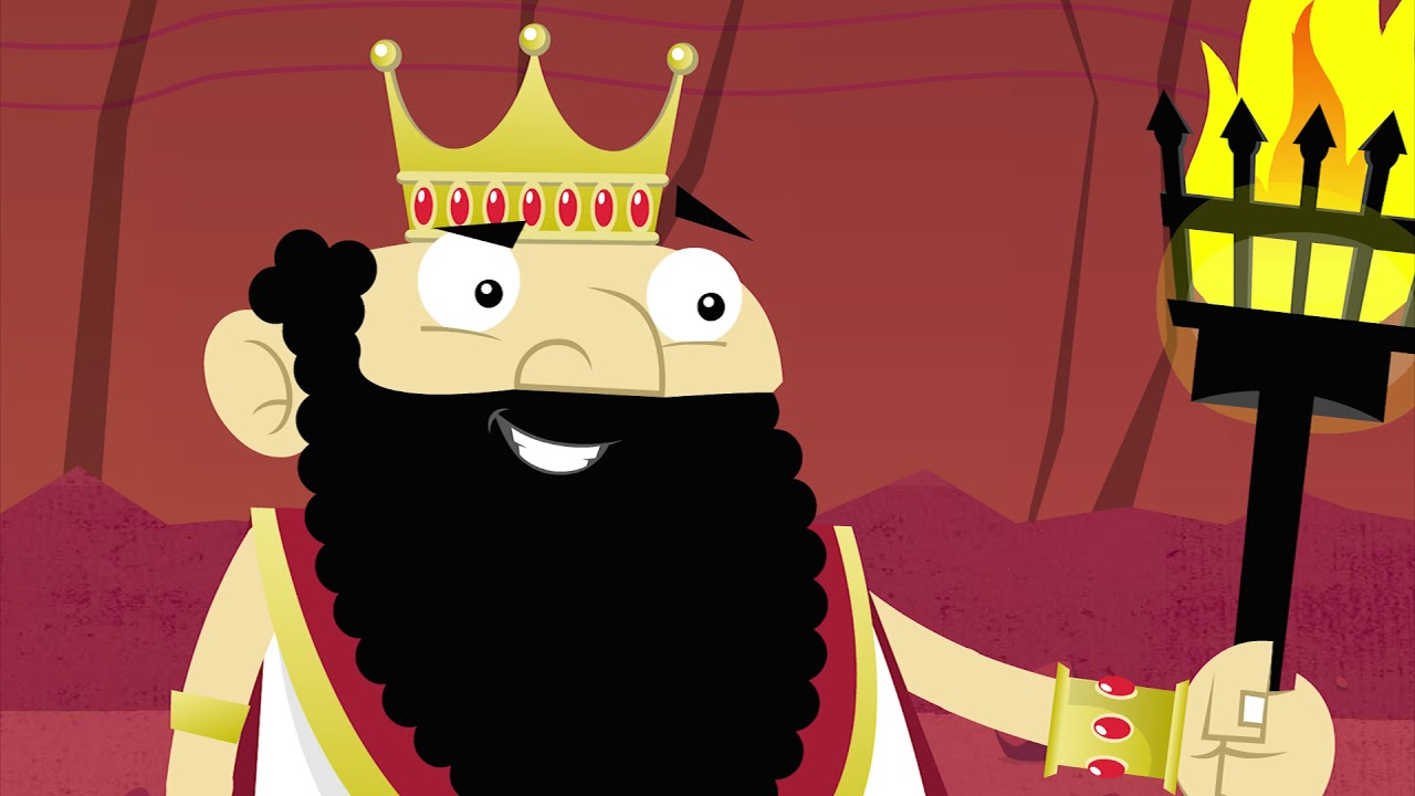 A Mansão Maluca do Professor Ambrósio - 3º Temporada - Episódio 54 - As Minas   do Rei Salomão