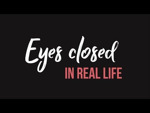 In Real Life - Eyes Closed (Lyrics)